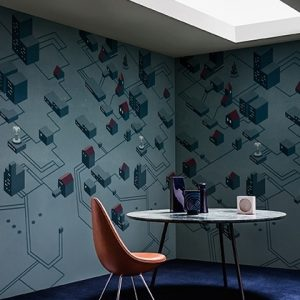 Tapet Wall&Deco Contemporary UNCLE SY